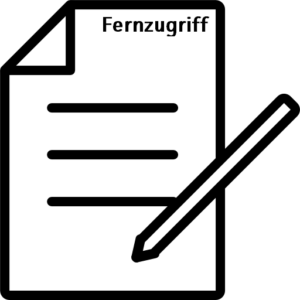 Services - Verträge für den Fernzugriff